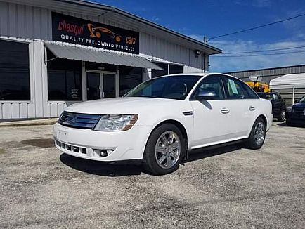 ad beautiful 08 taurus limited in good condition!
