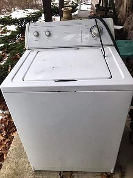 ad whirlpool washer-free