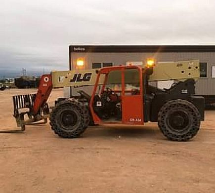 ad telescoping forklift for rent