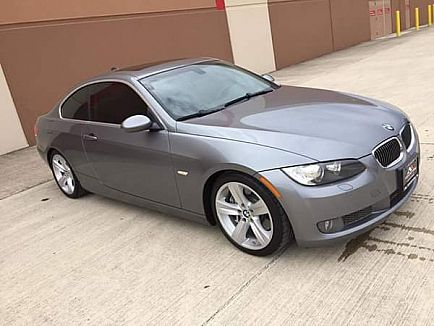 ad 2009 bmw 3 series · 335i coupe 2d