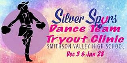 ad ***dance team try-out clinic***