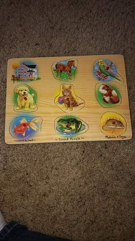 ad melissa and doug puzzle