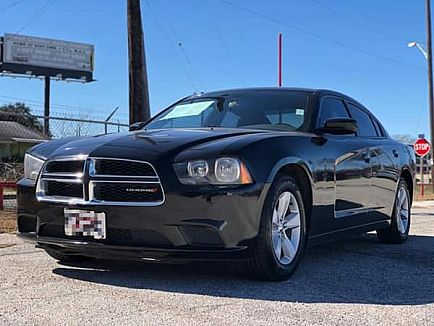 ad dodge charger 2013