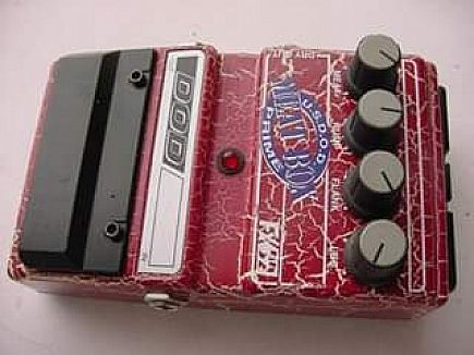ad dod fx-32 meat box guitar effect pedal