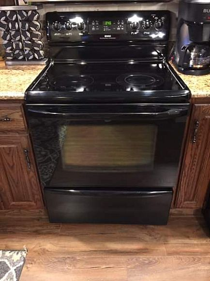 ad electric stove
