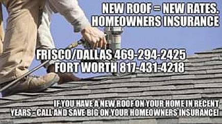ad new roof - save big - home insurance