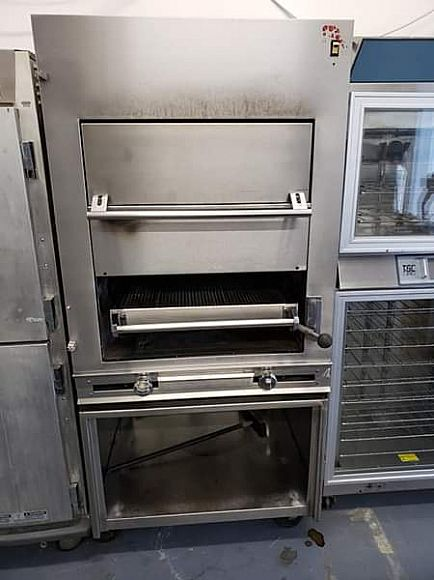 ad commercial broiler - gas