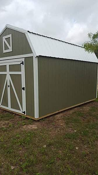 ad 10x16 traditional custom order (rent to own only $100 down