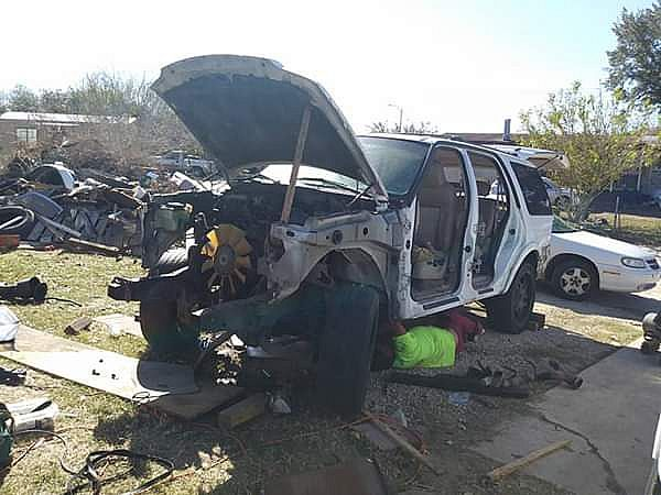 ad 2002 ford expedition parts