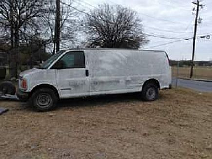 ad 2000 chevy van 3500 for parts