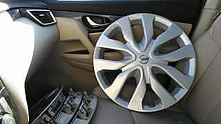 ad nissan rogue hubcaps / wheel covers 17