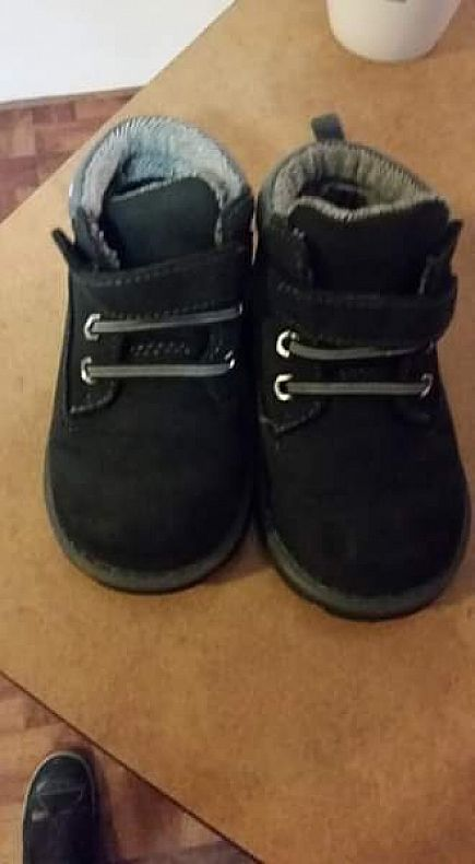 ad sz 6 toddler shoes