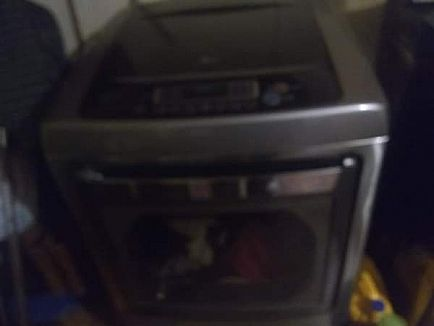 ad washer and dryer