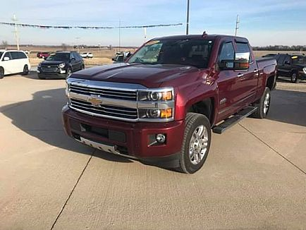 ad 2015 chevrolet silverado 2500 hd crew cab · high country pickup 4d 6 1/2 ft