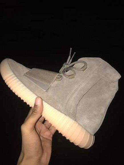 ad yeezy 750 chocolate