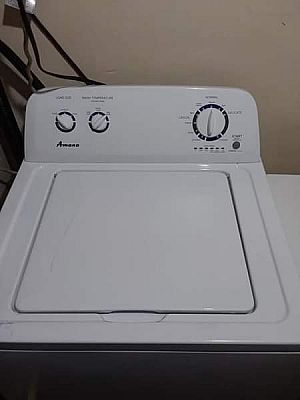 ad washer and dryer works great