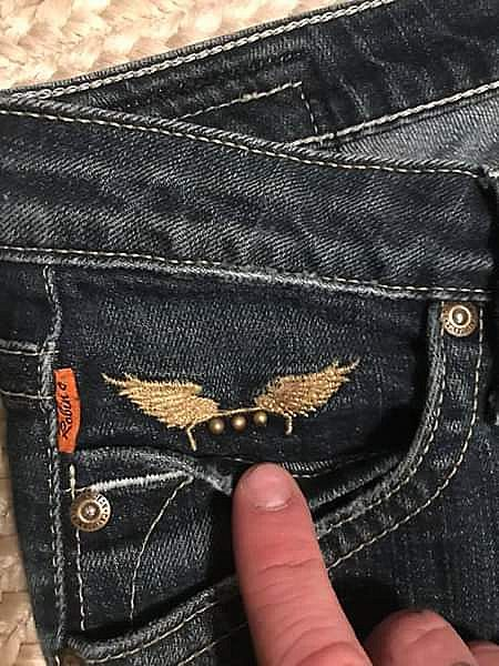 ad robin jeans
