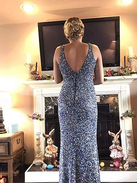 ad prom dress for sale