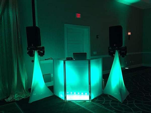 ad up lighting package for sale and moving heads +gobo
