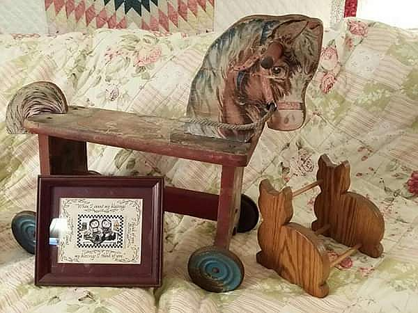 ad country decor---3 items for $20.