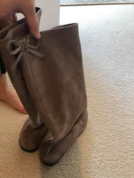 ad girls shoes
