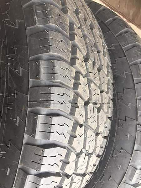 ad used nitto tires