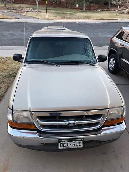 ad 1989 ford ranger super cab · pickup 2d