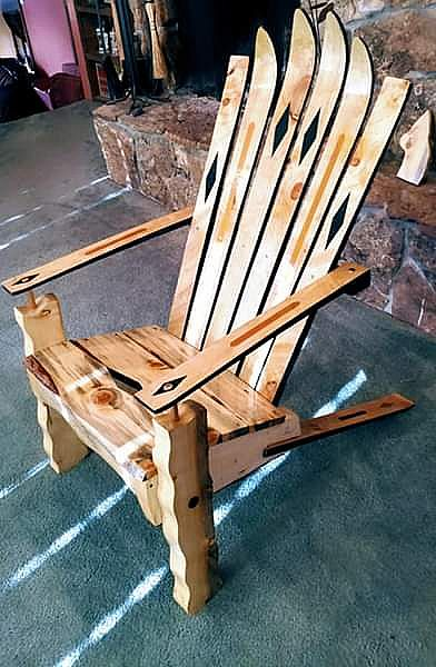 ad a tims chair the king of black diamonds
