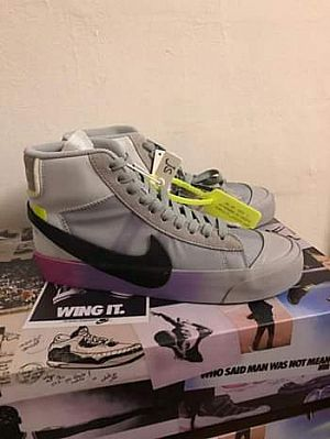 ad off white serena williams blazers